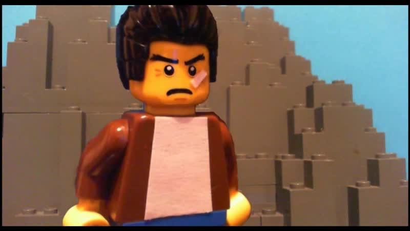 Shenmue 3 Lego Ryo Hazuki answers questions