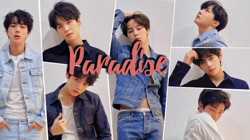 21 мая 2018 г. [RUS SUB] BTS - 낙원 (Paradise)