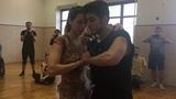 Demo Hugo &amp Gaelle Latiff @ Dance Zouk Ji