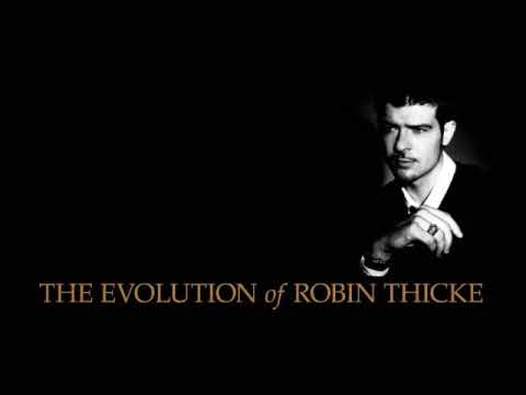Robin Thicke Ask Myself feat Mary J Blige