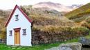 Icelandic Turf Houses Unusual Homes Iceland