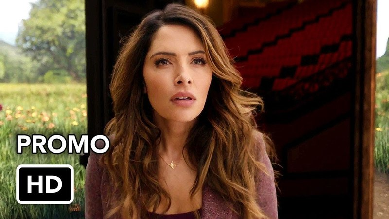 Reverie NBC Perfect World Promo HD Sarah Shahi Dennis Haysbert virtual reality series