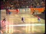 Veronica IJsgala 1989 - 100 m Bakhvalov, Thometz, Terpstra, Jonkman, Jansen, Zhelezovskiy, Ykema etc