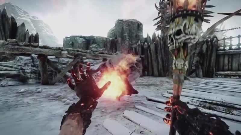 Warhammer Vermintide 2 - PS4 Gameplay Trailer