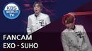 [FOCUSED] EXO's SUHO - Tempo [Music Bank / 2018.11.16]