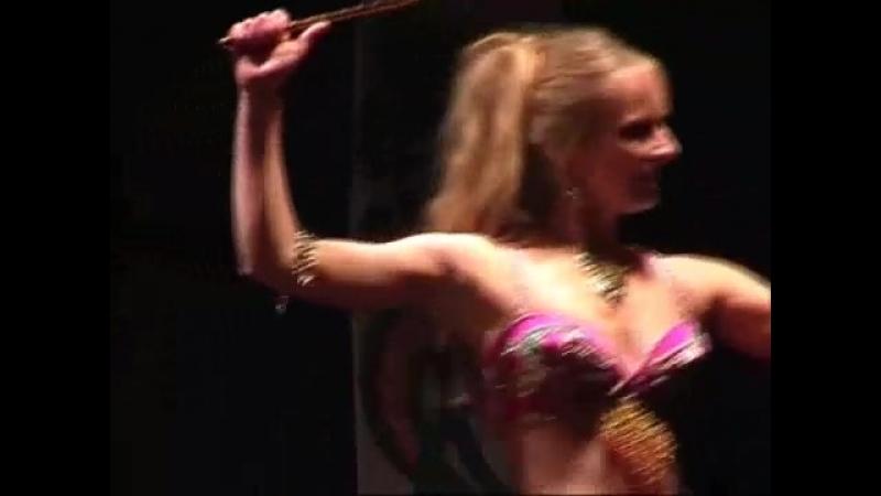 Kalila - Tanec s paličkou (Cane belly dance) 23620
