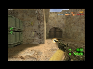 alexblack (-5 with m4a1) vs fastcup.net