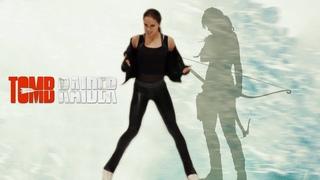 АЛИНА ЗАГИТОВА ·٠• ЛАРА КРОФТ (Survivor) - Nebelhorn Trophy 2018
