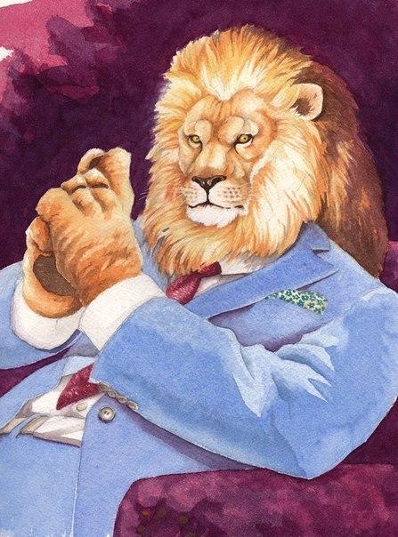 Остроумный, общительный, щедрый и энергичный – это главные черты, которыми обладает мужчина обезьяна-лев.