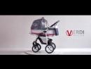 Обзор детской коляски Verdi Laser