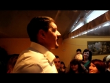 Аркадий Кобяков - А над лагерем ночь (г.Н.Новгород, кафе Жара 15.11.2014г.)