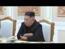 경애하는 최고령도자 김정은동지께서 중국공산당 중앙위원회 총서기 중화인민공화국 주석 습근평동지의 특별대표로 우리 나라를 방문하고있는 률전서동지를 접견하시였다