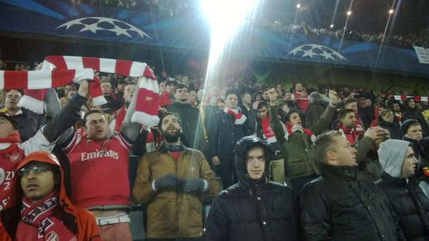 Сайту Fc-Arsenal.By 5 лет!