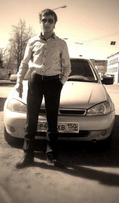Антон Гонтаренко, 27 января , Москва, id64095360