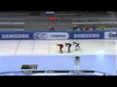ТУРИН 2013/2014 Shorttrack World Cup3 Ladies 1000m Quarterfinal2