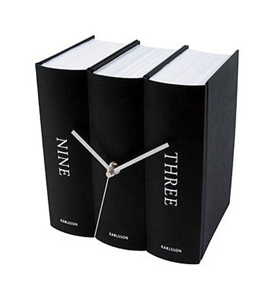 Книга-часы