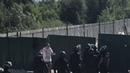 Правоохоронці затримали охорону незаконного будівництва на Осокорках