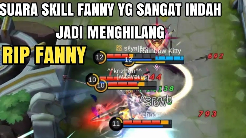 Aksi Aksi Fanny Yang Memanjakan Mata 2
