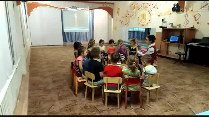 Открытое занятие в 19 детском саду английский язык педагог Райко Екатерина Владимировна