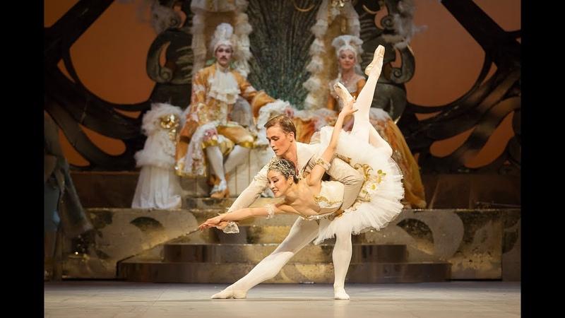 SLEEPING BEAUTY Tchaikovsky - Finnish National Ballet