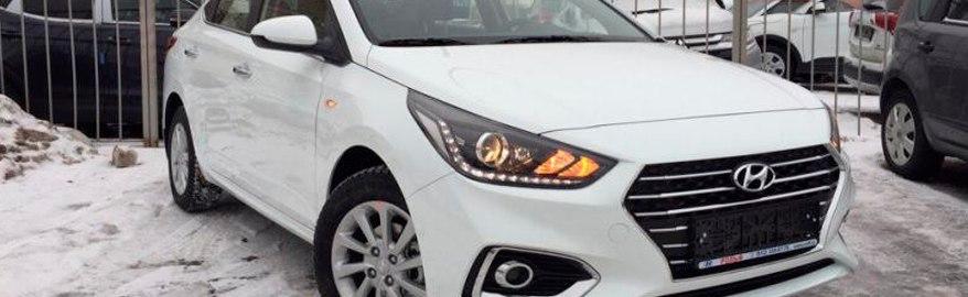 Новый Hyundai Solaris: первые фото без камуфляжа