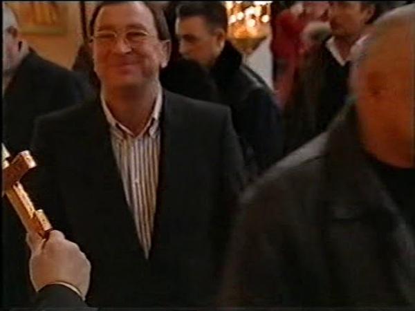 Владимир Барсуков-Кумарин — Крестный отец Санкт-Петербурга. 2006 год. ЧАСТЬ 4