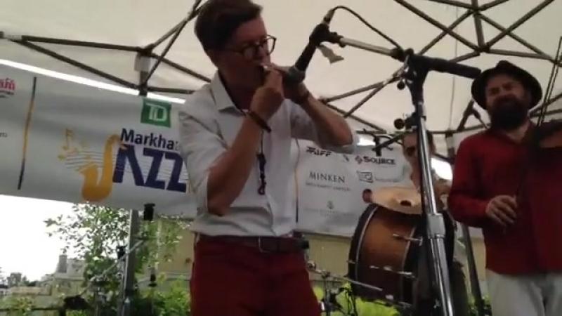 Dobranotch - Markham Jazz Festival