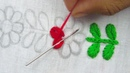 Hand Embroidery Beautiful Border Line Design Nakshi katha border design