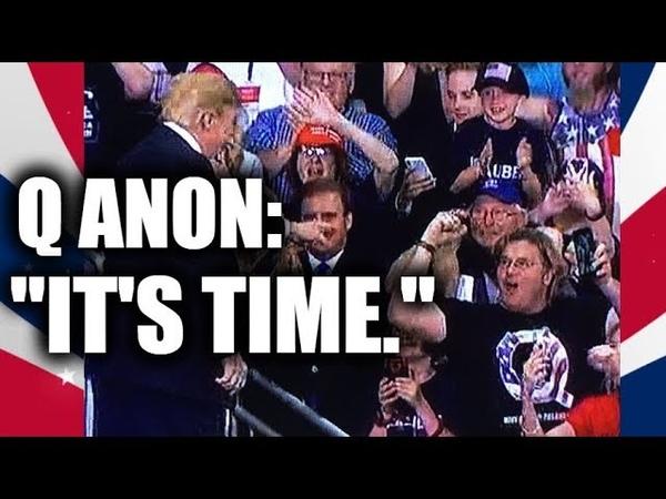 Q ANON: