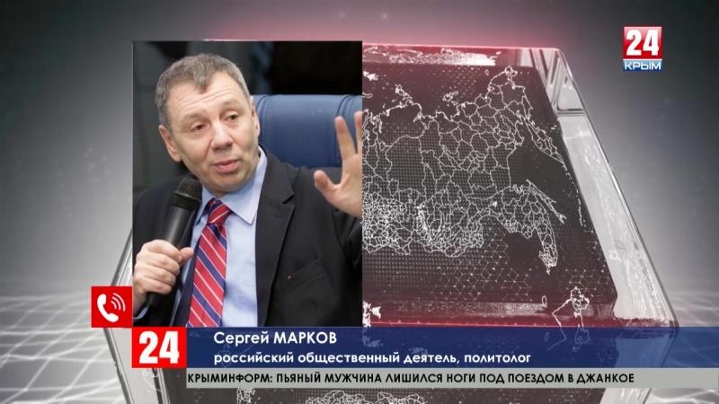 Интервью с российским общественным деятелем и политологом С. Макаровым