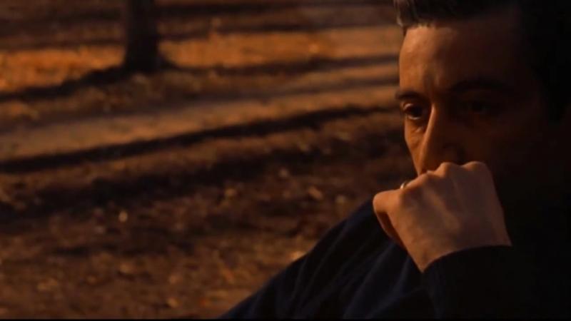 Крестный отец 2 - Финальная сцена