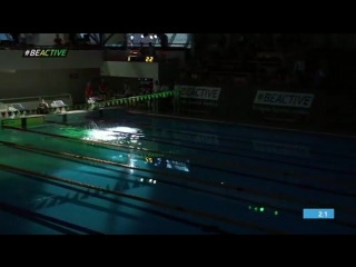 Danila Sobolev, Egor Iogin. The Guinness World record in 100 x 100 m swimming relay