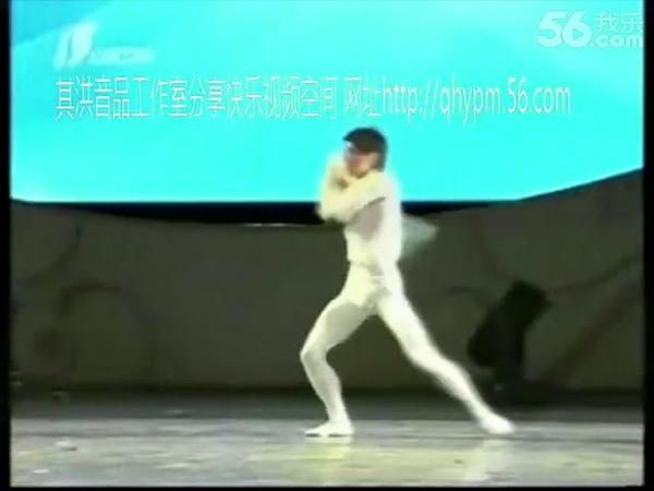 Ло Юнь Си 【罗云熙】 第六届荷花奖 单人即兴solo 考古