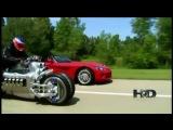 Dodge Tomahawk vs Dodge Viper _ ����� ������� �������� - ������������ �������� 480 ��� ��� 300 �������(����������� �� ������, ����