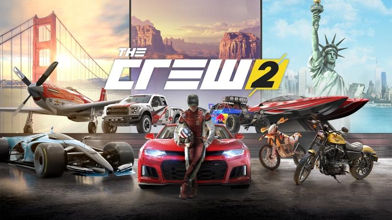 The crew 2-Прохождение_№1