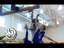 14 Year Old INSANE Dunk! 6'2 8th Grader Jalen Preston Dunks On 2 Defenders!