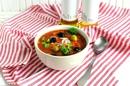 Томатный суп по-гречески