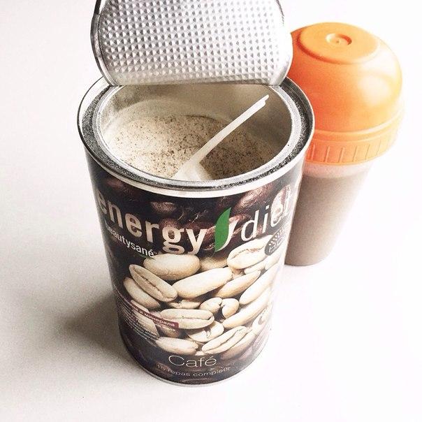 как пить энерджи диет чтобы похудеть