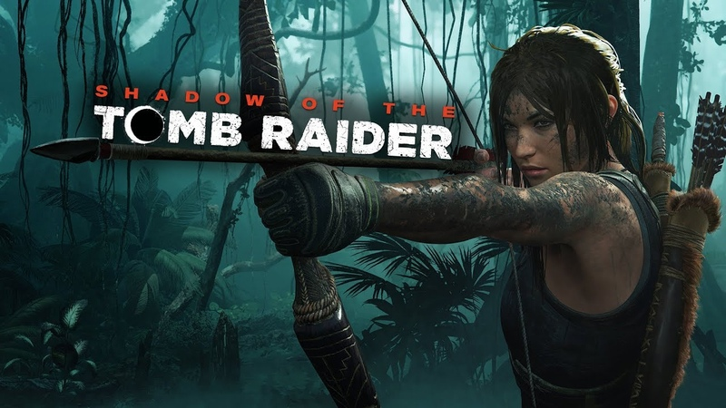 ОПАСНАЯ ЛАРА - СТЕЛС УБИЙСТВА - Shadow of the Tomb Raider