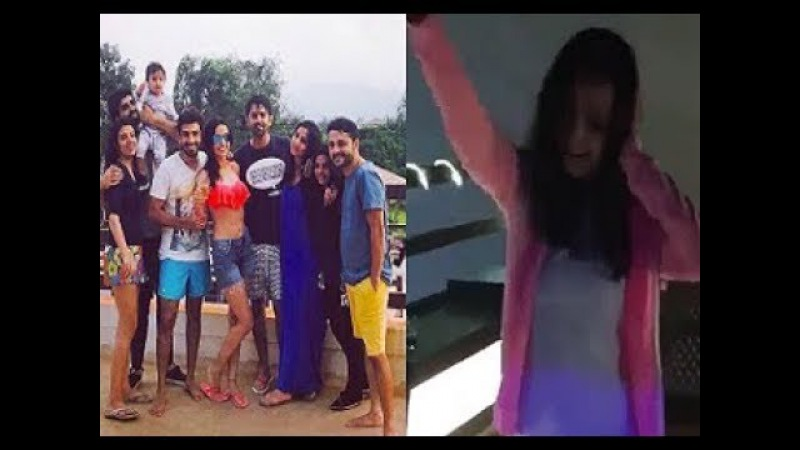 Sanaya Irani's rocking Birthday Party with Mohit Sehgal, Barun Sobti, Akshay Dogra, Ridhi, Raqesh