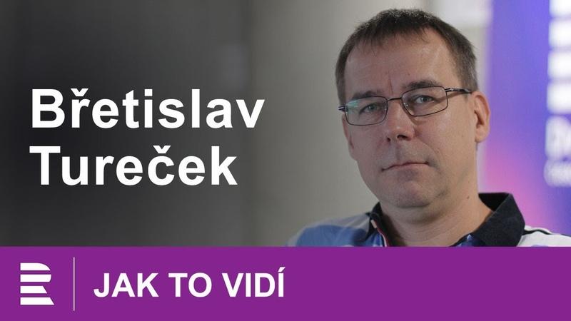 Břetislav Tureček: Neštěstím Blízkého východu jsou zásahy zvenčí | JAK TO VIDÍ