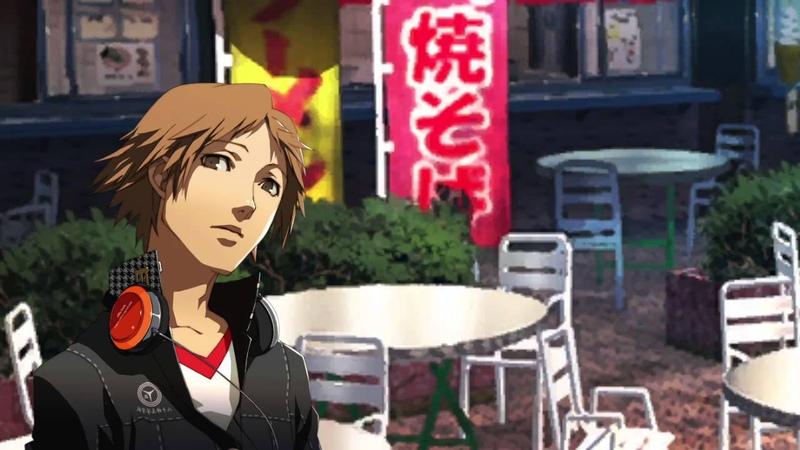 Persona4 Prime Time Ep 01 Yu and Yosuke Eat Croutons P4 Social Link Parody