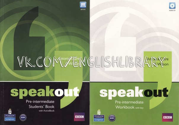 speakout pre-intermediate student's book free