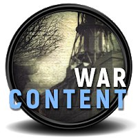 Установить  War Content