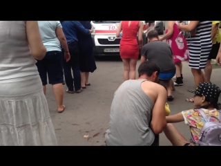 Взрыв в Киеве во дворе жилого дома. Святошино Академгородок 14.06.2018 теракт