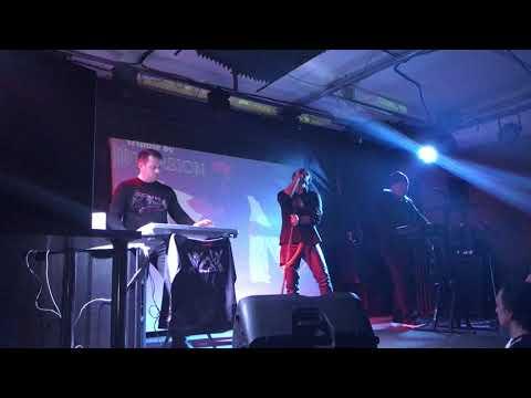 Zheks (of Radiomun) New Version - Never Let Me Down Again (DM Cover, Garage, Kaluga, 17.11.2018)