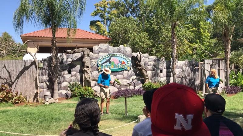 Fresno Zoo.
