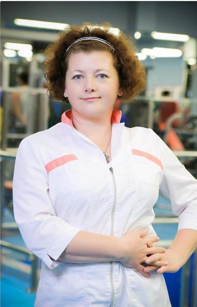 Наталья Бурэ (Мельховская)