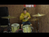 Limp Bizkit My Generation Drum Cover