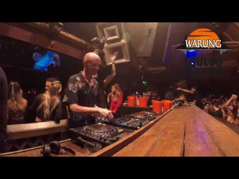 Loulou Players @ Warung Beach Club (Garden), Itajai, Brazil / 4 May 2018